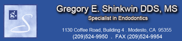 Gregory E. Shinkwin DDS, MS