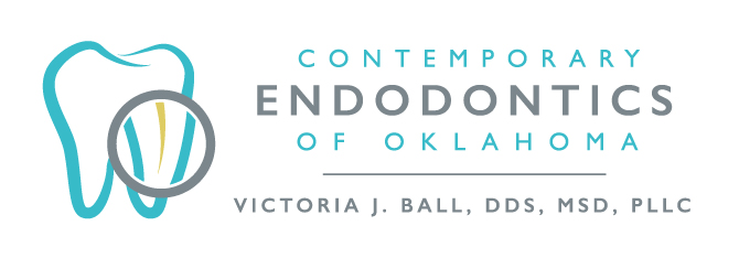 Logo - Victoria J. Ball Dentist Edmond OK